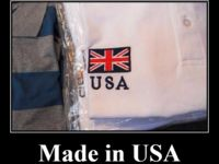 Made in USA :D :)