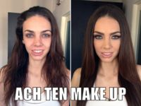Ach ten make up