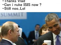 LOL :D Barack vs Vladko