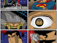 Super komix batman vs superman