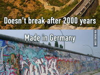 Made in China VS Made in Germany :D